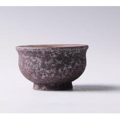 "Чаша №7, ""ржавая"" керамика"