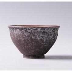"Чаша №8, ""ржавая"" керамика"