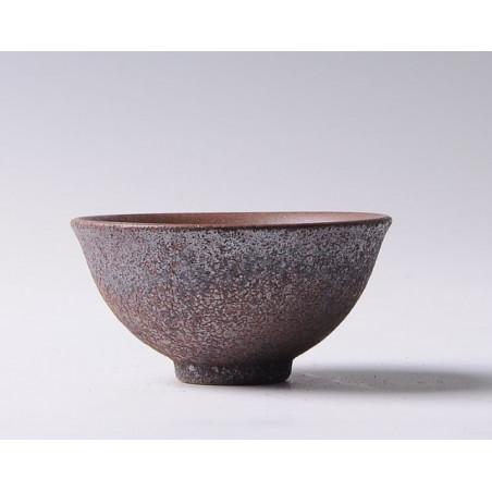 "Чаша №9, ""ржавая"" керамика"