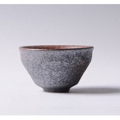 "Чаша №10, ""ржавая"" керамика"