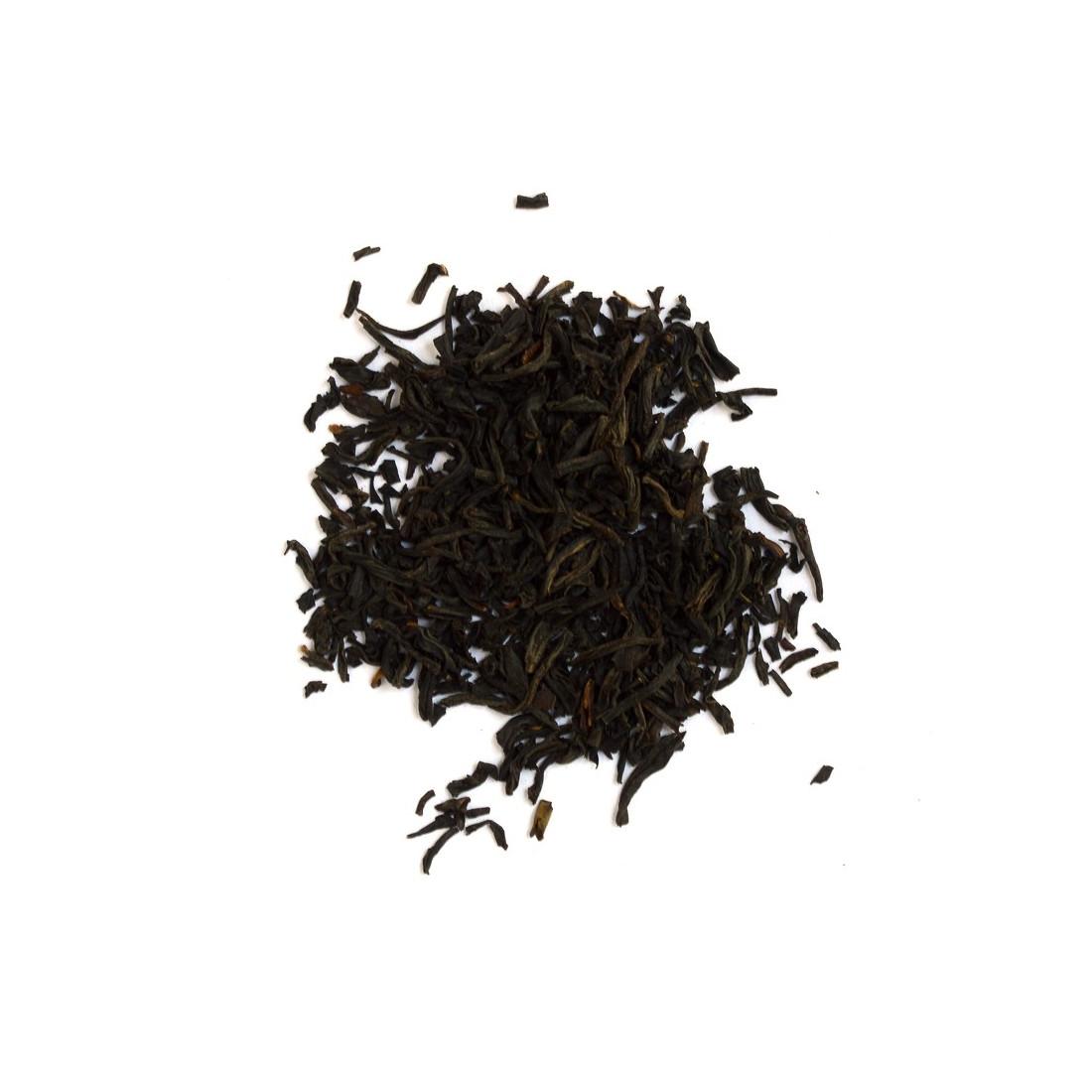 Красный чай из Цимэнь