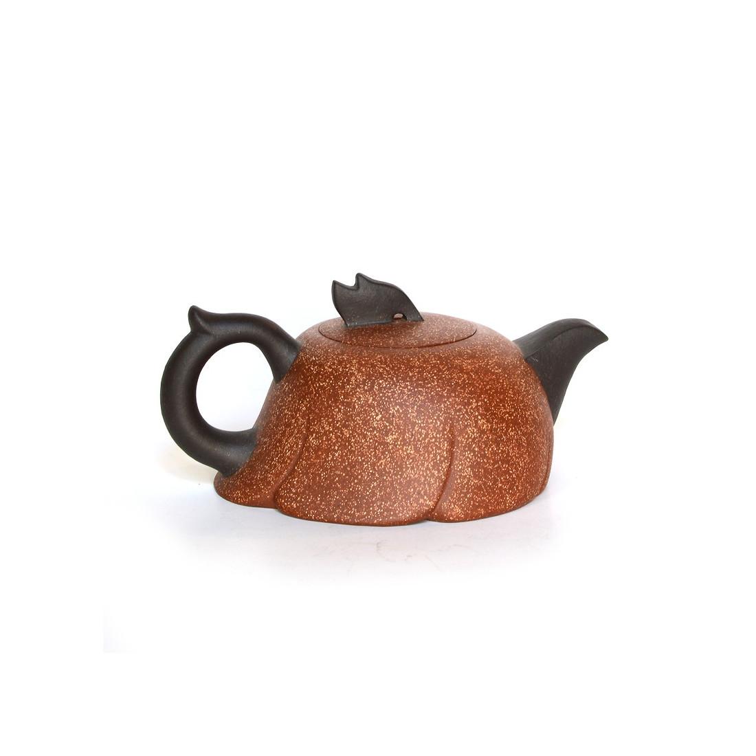Чайник из исинской глины «Пламя»