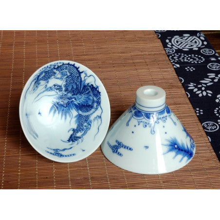 «Дракон», чаша из цзиндэчженьского фарфора