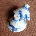 «Дракон» и «Феникс», чаша из цзиндэчженьского фарфора_5101