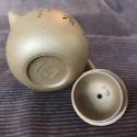 Чайник из исинской глины «Яйцо дракона» (снежная слива справа)_5149