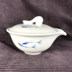 Чайник-гайвань с рыбками