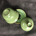 Гайвань из селадона болотно-зеленого цвета_5221