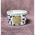 Чаша из цзиндэчженьского фарфора с прямыми стенками «Символ долголетия» (разноцветная роспись)_5287