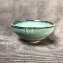 Чаша с эффектарной глазурью «Поток»_5316