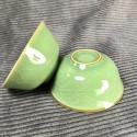 Маленькая чаша из селадона болотно-зеленого цвета_5330