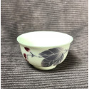 Чаша с фиолетовым листиком_5354