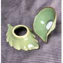 Селадоновое ситечко болотно-зеленого цвета_5375