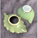 Селадоновое ситечко болотно-зеленого цвета_5377