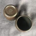 Чаша из исинской глины «заветы Мао» (2)_5420