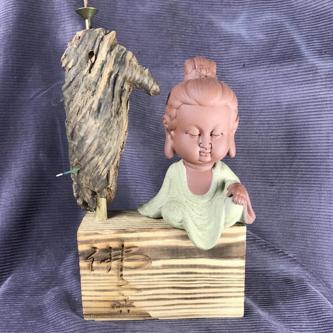 Гуаньинь, средняя интерьерная статуэтка
