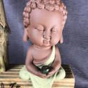 Будда, средняя интерьерная статуэтка_5456