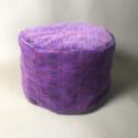 Фиолетовая подушка_5472