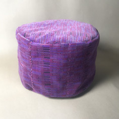 Фиолетовая подушка