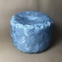 Голубая подушка для медитаций_5477