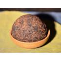 Точа шу пуэра со старых деревьев в листе лотоса_5513