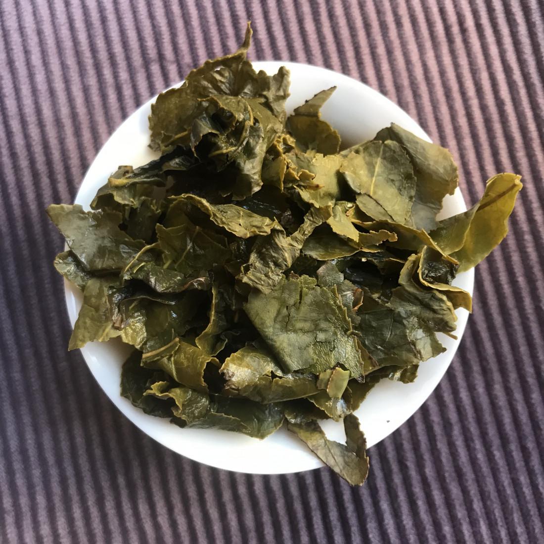 Фуцзяньский молочный улун