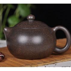 Чайник из исинской глины цзыни в форме «Сиши»