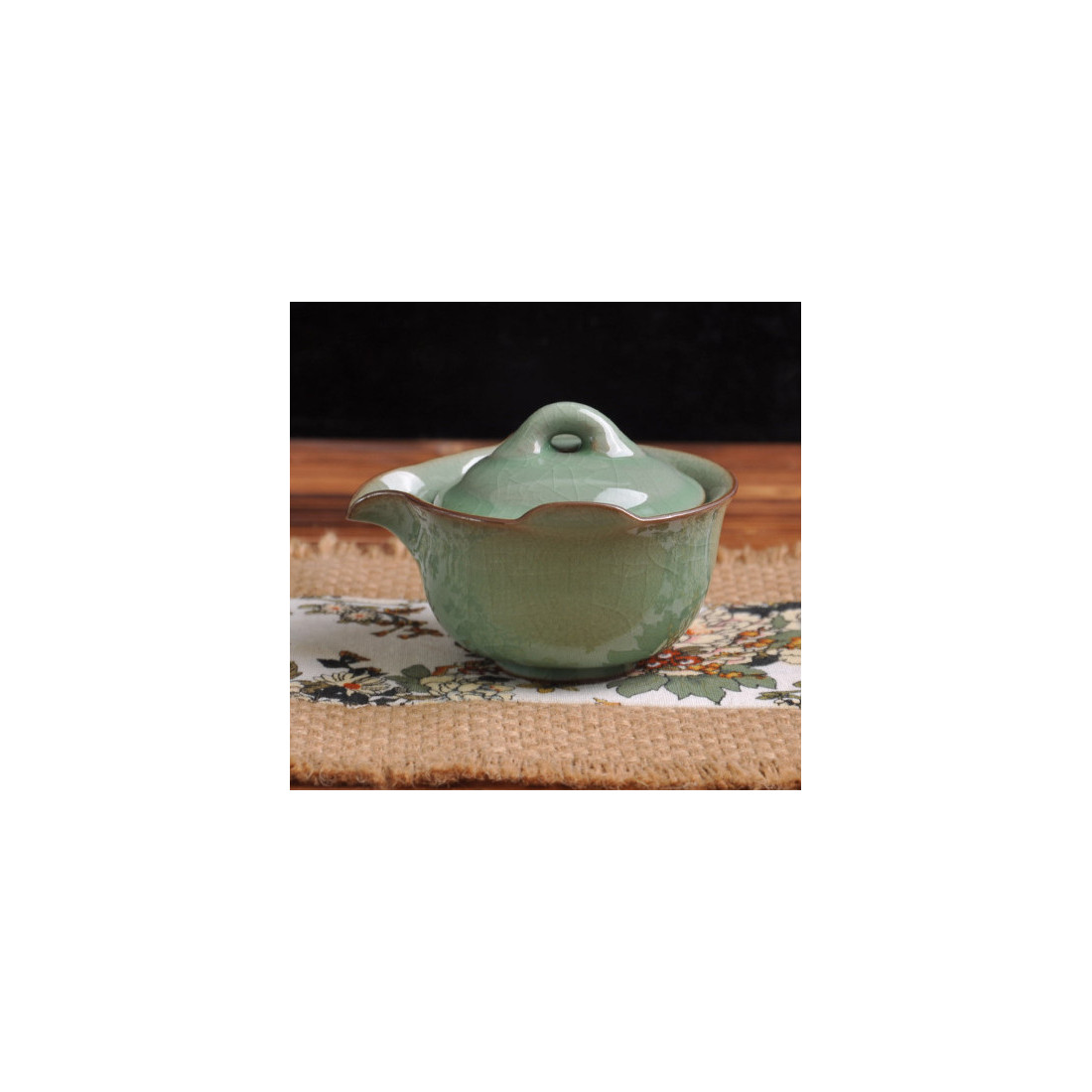 Чайник-гайвань из селадона