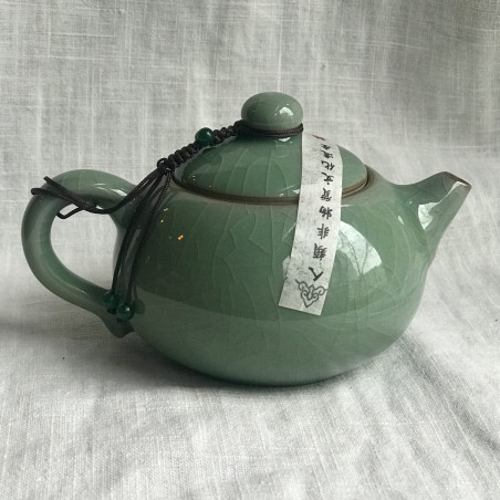 Чайник из селадона Гэяо