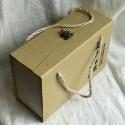 Чайник-гайвань из селадона с чашей-крышкой в подарочной коробке_7203
