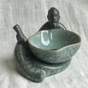 Лу Юй с селадоновым ситечком из гэяо_7216