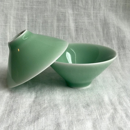 Чаша летняя из зеленого дияо