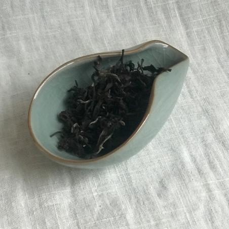 Классическое чахэ из гэяо голубого цвета