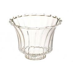Чаша стеклянная с полосками, 50 мл