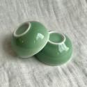 Маленькая чаша из дияо цвета зелёной сливы_7293
