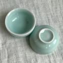 Маленькая чаша из дияо голубого цвета_7302