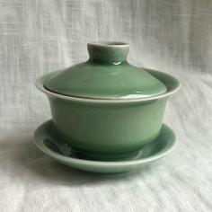 Гайвань из дияо цвета зелёной сливы