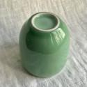 Стакан из дияо цвета зелёной сливы_7346