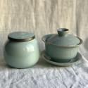 Чайница из голубого дияо_7361