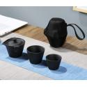 Чайный набор для путешествий (черный)_7382