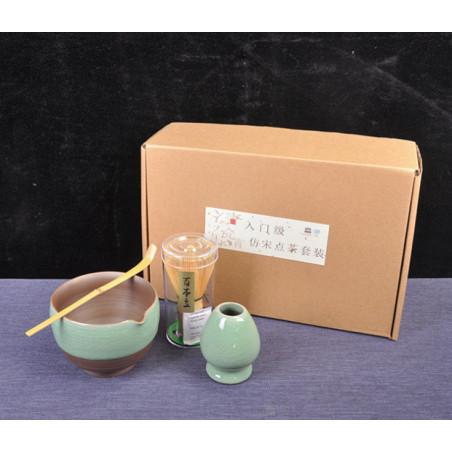 Набор для японского чая (чаша с носиком)
