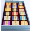 Набор из 18 пробников утесного чаяв подарочной коробке_7479