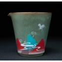 "Король-олень — чахай керамики ""Жун Шань Тан""_7827"