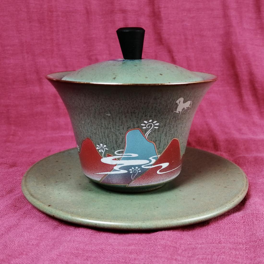 "Король-олень — гайвань керамики ""Жун Шань Тан"""