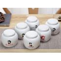 Фарфоровая чайница «Мао»_7964