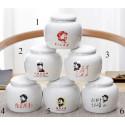Фарфоровая чайница «Мао»_7973