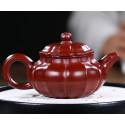 Чайник под старину «Водяной орех» — чайник из исинской глины_7989