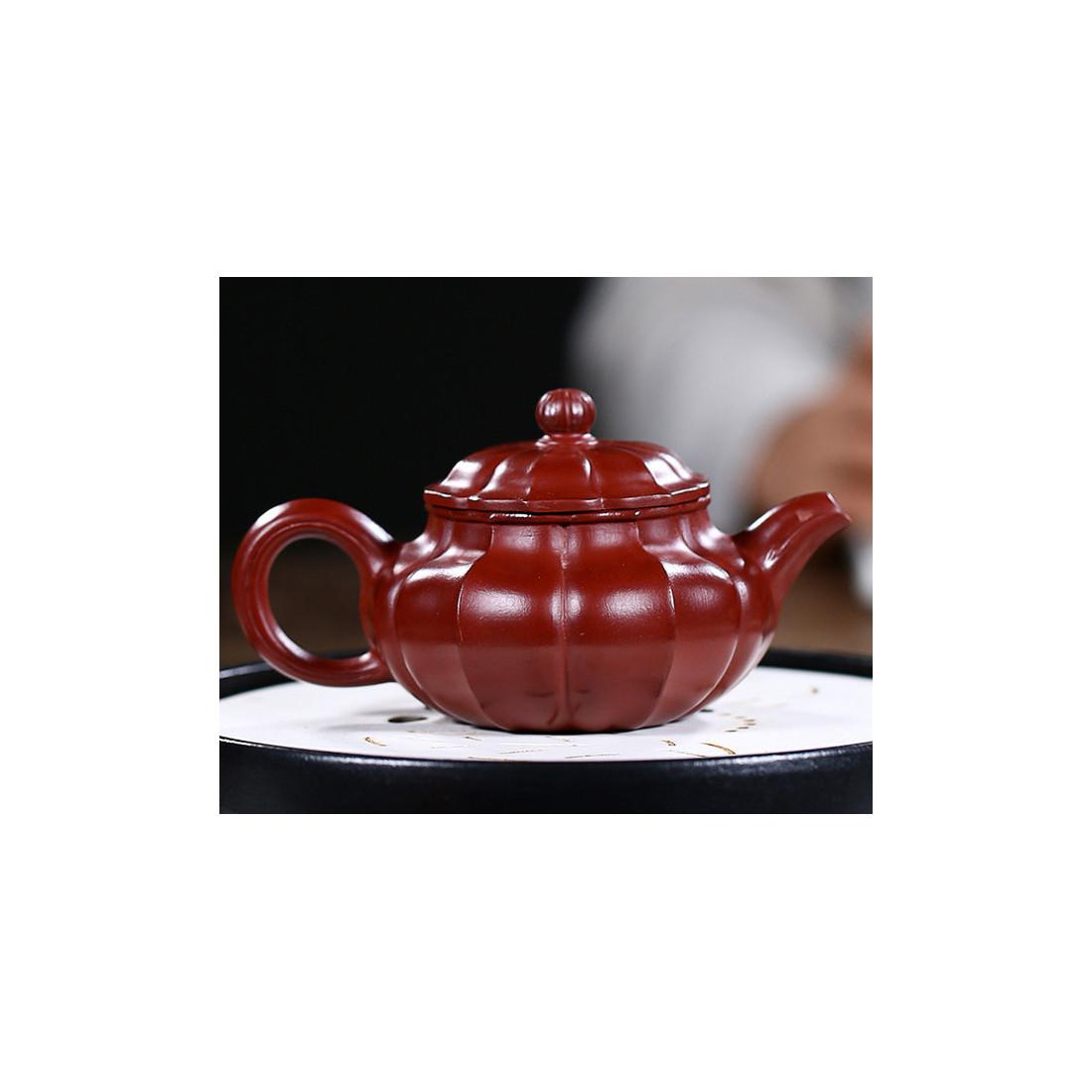 Чайник под старину «Водяной орех» — чайник из исинской глины