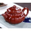 Чайник под старину «Водяной орех» — чайник из исинской глины_7990