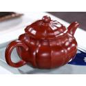 Чайник под старину «Водяной орех» — чайник из исинской глины_7991