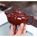 Чайник под старину «Водяной орех» — чайник из исинской глины_7992